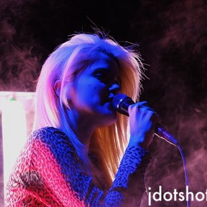 Concert: Sky Ferreira Powers Through Bowery Ballroom Performance