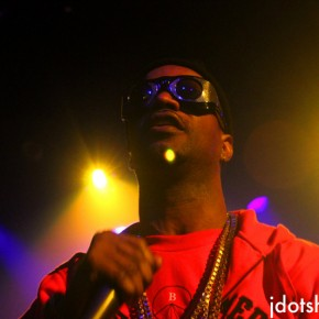 Concert: Getting Trippy with Juicy J at NYC's Irving Plaza